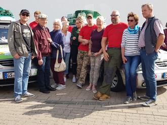 Tajik Rallye ... endlich geht es los