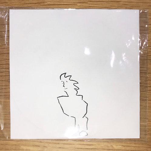 岡山健二「白話音楽」CD-R