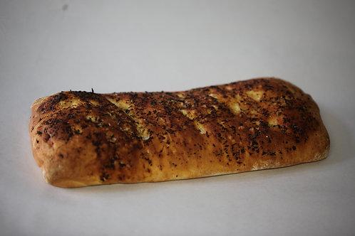 Turkish Pide - Herbed