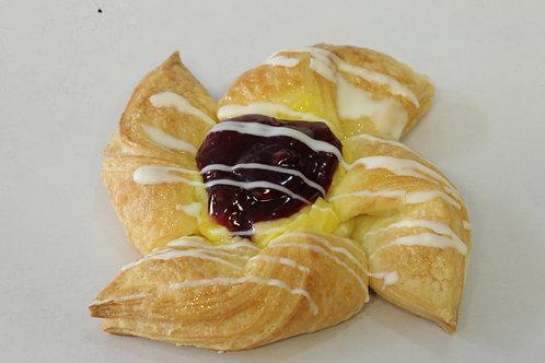 Berry & Custard Danish