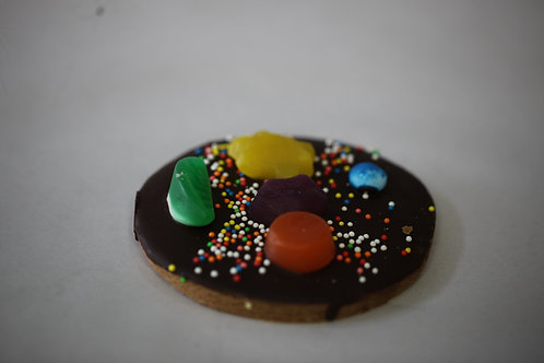 Lolly Scramble Biscuit