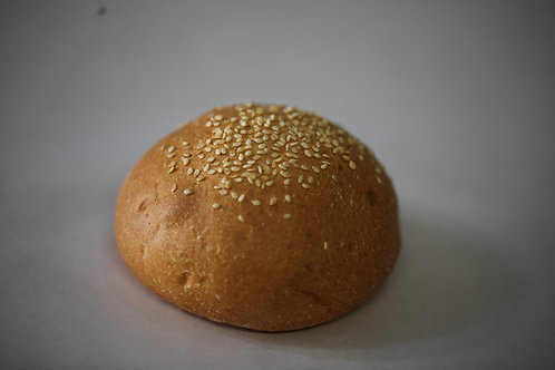 Round Sesame Seed Roll