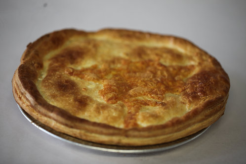 Mince & Cheese Family Pie