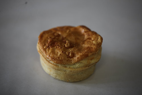 Junior Mince & Cheese Pie