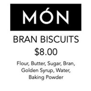 Bran Biscuits 12 Pack