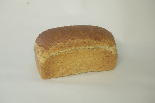Dark Kibbled Rye Bread