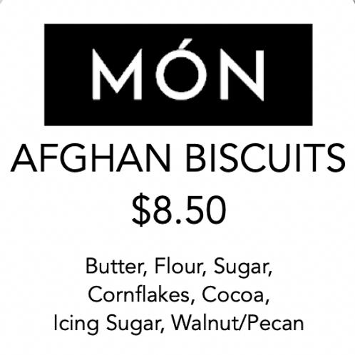 Afghan Biscuits 8 Pack