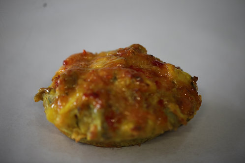 Kumara & Bacon Muffin (GF)