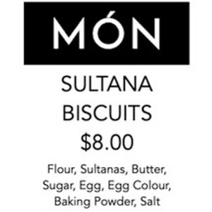 Sultana Biscuits 12 Pack