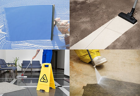 professonal cleaning: janitorial, pressue washing, tile and grout, window washng, power washing