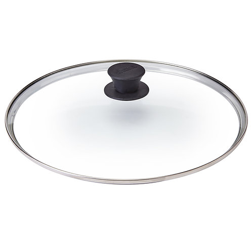 "12"" Glass Lid"