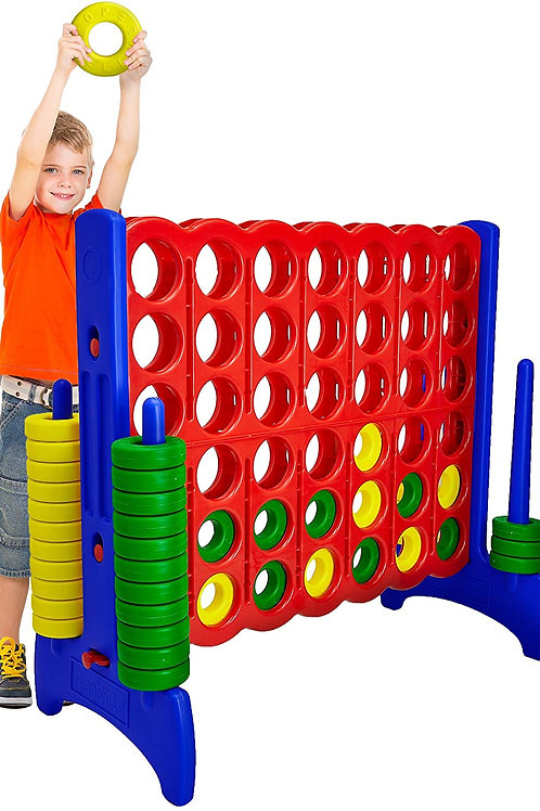 Giantville Giant 4 In a Row Connect Game