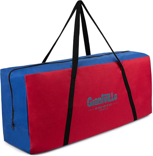 Giantville Giant 4 In a Row Connect Game Carry and Storage Canvas Bag