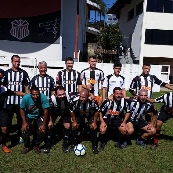 Atlético x Cruzeiros dos Associados