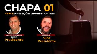 Eleição da Diretoria Administrativa 2021