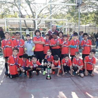 Futsal Itabirense - Torneio do Ferroviário