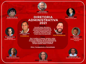 Diretoria Administrativa 2021