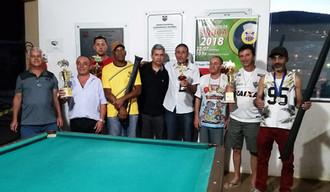 Campeonato de Sinuca - Festival do SACI