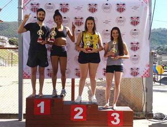 Torneio de Volei - Festival do Saci