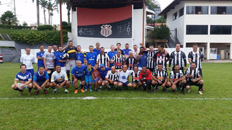 Futebol Solidário entre Associados