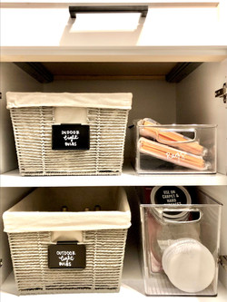 Mudroom Cabinet Storage