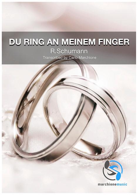 Du Ring an meinem Finger, R.Schumann