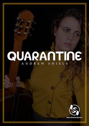 Quarantine by A.Shiels