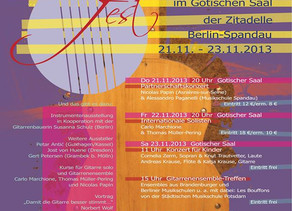 Concert in Berlin this Friday 22th!