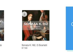 New Scarlatti coming soon!