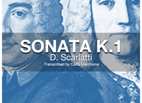 Sonata K.1 now available in our online shop!