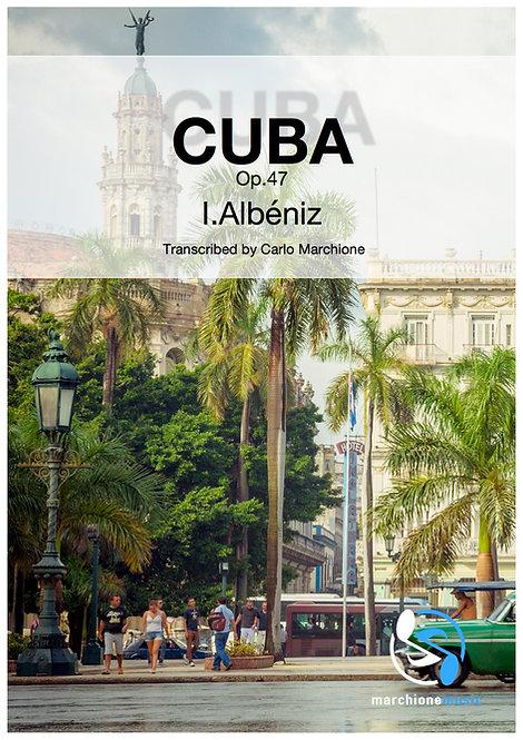 Cuba, I.Albéniz