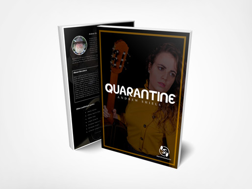 Quarantine is now out! + Sheet Music PDF