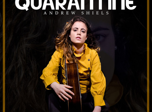 Quarantine coming out this week!