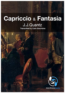 Capriccio and Fantasia by J.J.Quantz