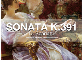 Sonata K.391 is out!!