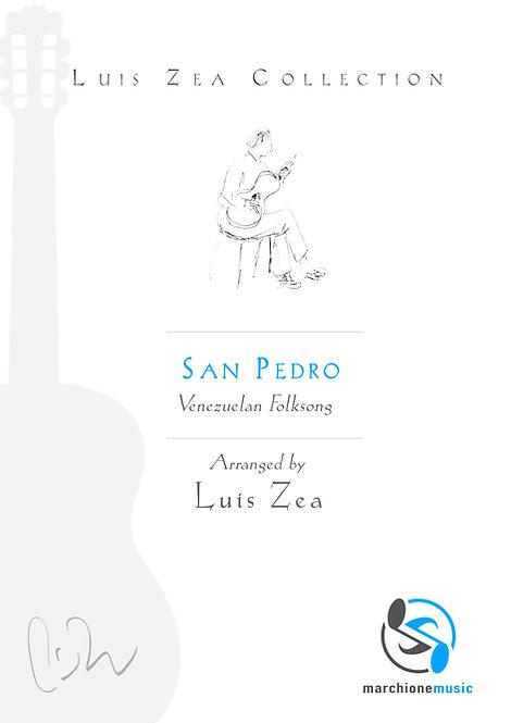 San Pedro, Arr.L.Zea