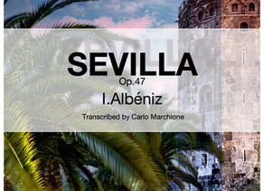 Sevilla by I.Albéniz now in our Store!