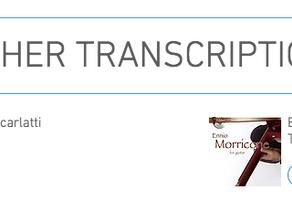 More transcriptions online!