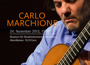 Concert 24th November, 2013