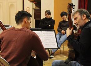 """ISSM """"Luigi Boccherini"""" Guitar Department"""