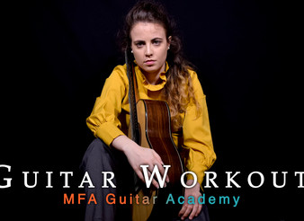 Free Guitar Workout with Merce!
