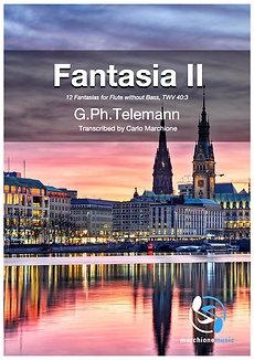 Fantasia II, G.Ph.Telemann