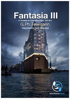 Fantasia III, G.Ph.Telemann