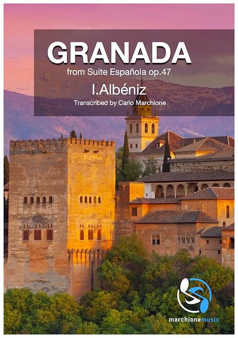 Granada, I.Albéniz