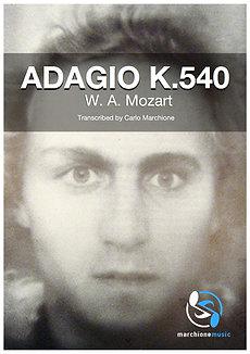 Adagio in B minor K.540, W.A.Mozart
