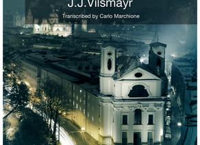 Partita III by J.J. Vilsmayr