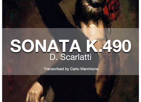 Sonata K.490 available now!
