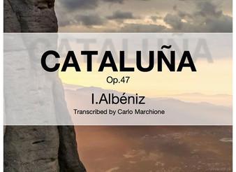 New transcription of I.Albéniz music!