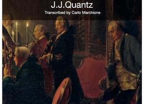 New Transcription: J.J.Quantz
