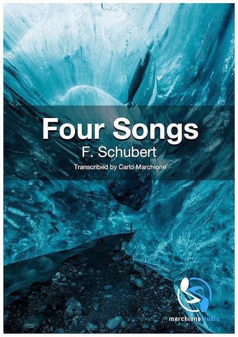 Four Songs, F.Schubert